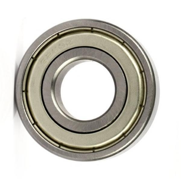 High Precision NSK deep groove ball bearing 6204 6205 zz rs #1 image